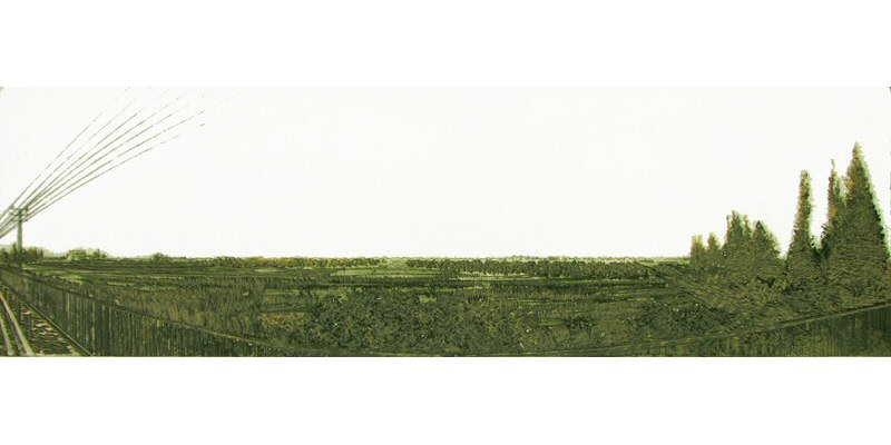 Landscape II, 2007 Picture