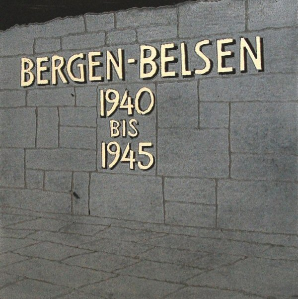 Bergen-Belsen Memorial Picture