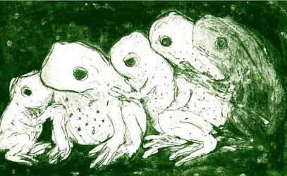 5 Frogs, 2002